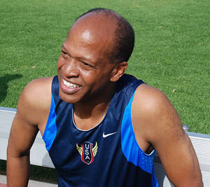 Olympic Legend Willie Banks' Advice to Young Athletes (VIDEO)